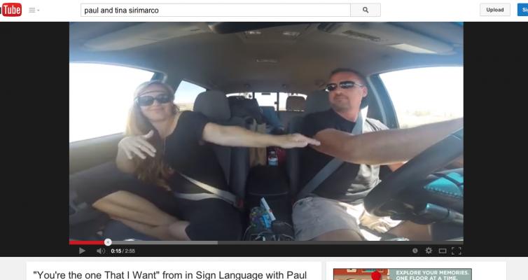 Paul and Tina Sirimarco Signalong